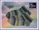 Lochmuster Socken