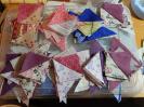 Ich spiele mit Dreiecken