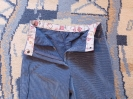 Cordjeans mit Cargotasche Nr. 1 - Bund Detail
