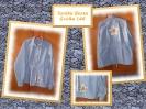Tunika Bluse aus Jeans Stoff