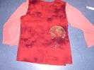 angefangene Shirts Nr. 1